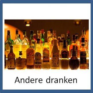 3. Andere dranken