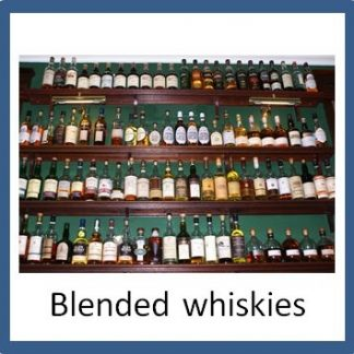 7. Blended Whiskies