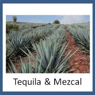 Tequila en Mezcal
